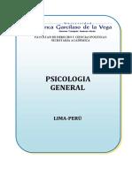silabo psicologia general
