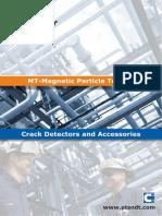 MT Crack Detectors and Accessories