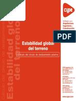 Manual Calculo Circulo Deslizamiento Pesimo