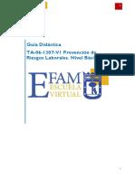 Guia Didactica Prevencion de Riesgos Laborales Nivel Basico v1