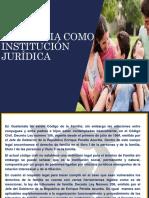La Familia Como Institución Jurídica 22