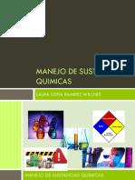 4. Manejo de Sustancias Quimicas