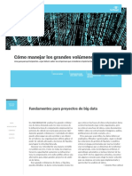 Como Manejar Los Grandes Volumenes de Datos