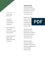 letras e musicas confraternização igreja