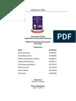 Int Eco Report