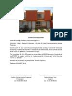Construcciones Gómez