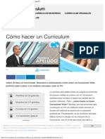 ▷ Cómo Hacer un Curriculum Vitae - Paso a Paso _ Crear CV