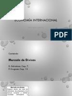 Economía Internacional 20 Agosto 2019.