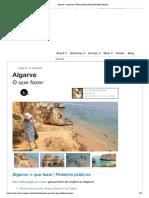 Algarve_ o que fazer _ Roteiro prático de passeios pelo Algarve