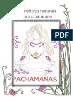 Cosméticos Naturais para o Feminino