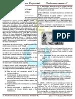 Questões Capítulo 3 - Estado Moderno - Absolutismo e Mercantilismo