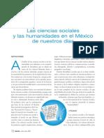 lasciencias humaniades en México.pdf