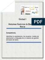 Fundamentos de base de datos.