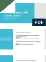 Partes Internas de La Computadora ISABELLA 5b