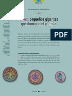 Virus pequeños gigantes del planeta