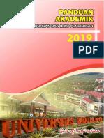 Buku Panduan akademik FKIP di Universitas Tadulako
