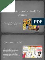 EL CÓMIC, HISTORIA
