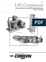 Spesifikasi Gas Compressor
