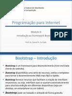Introdução ao Bootstrap