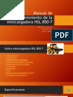 HSL 850 - 7