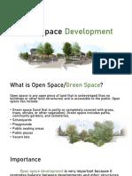 Open Space Development