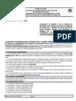 Edital Nº 001 2019 1º Cpm Gef Pmce