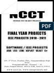 Final Year Projects - Java - J2EE - IEEE Projects 2010 -- IEEE Projects -- BRA a Bidirectional Routing Abstraction for Asymmetric Mobile Ad Hoc Networks