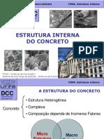 Estrutura Interna - Marcelo