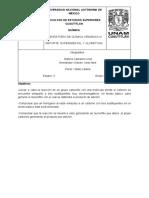 Informe cloretona