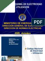CNE Utilización