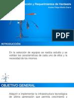 AA1 - Evidencia 2_Presentación Selección y Requerimientos de Hardware
