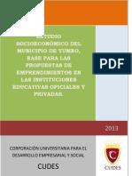 Estudio Socioeconómico Del Municipio de Yumbo