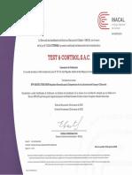 Certificado de Acreditacion 2019 - 2023