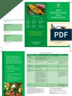 Brosur Diet Rendah Lemak Dan Kholesterol1 131203201313 Phpapp01 Dikonversi