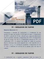 2019-IT_IV-Gerador de Vapor (Aula 8)