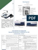 Desfribrilador Cu Medical Cu -Er5