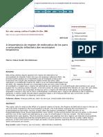A importância do regime de estimativa de iss para a arrecadação tributária dos municípios brasileiros