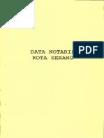 Notaris Kota Serang