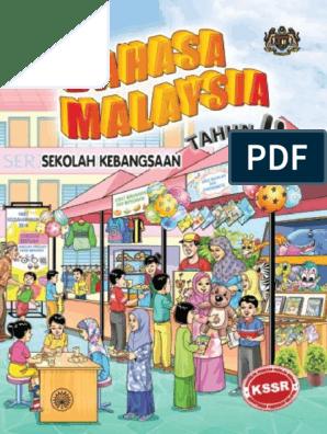 Buku Teks Kssr Tahun 4 Bahasa Malaysia Pdf