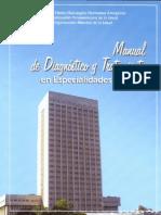 MANUAL DE DIAGNOSTICO Y TRATAMIENTO EN ESPECIALIDADES CLÍNICAS .pdf