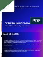 Clase 1 Desarrollo Paginas Web