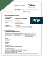 MSDS-Glade Spray Air Freshener.PDF