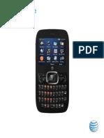 AT&T Z432 Manual