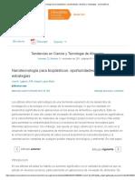 Nanotecnología Para Bioplásticos_ Oportunidades, Desafíos y Estrategias - ScienceDirect