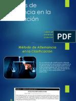 Métodos de Alternancia en la Clasificación.pptx