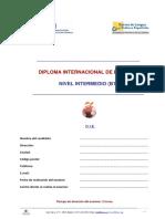 español lengua extranjera test