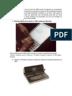 tabletas información