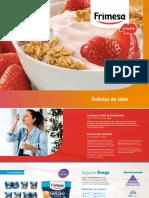 Frimesa - Catálogo Leite