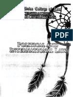 1. Political Law