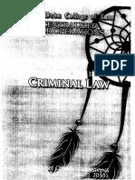 6. Criminal Law